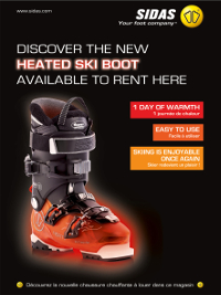 HiverLes Cet Chaussures Notre De Chauffantes Nouveaute Ski mnNw8v0